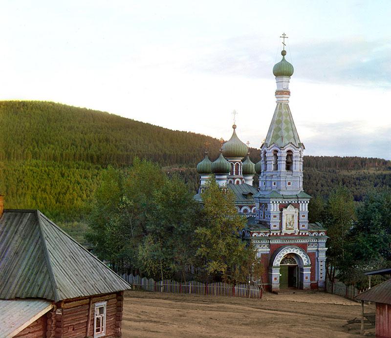 50 цветных фотографий дореволюционной России