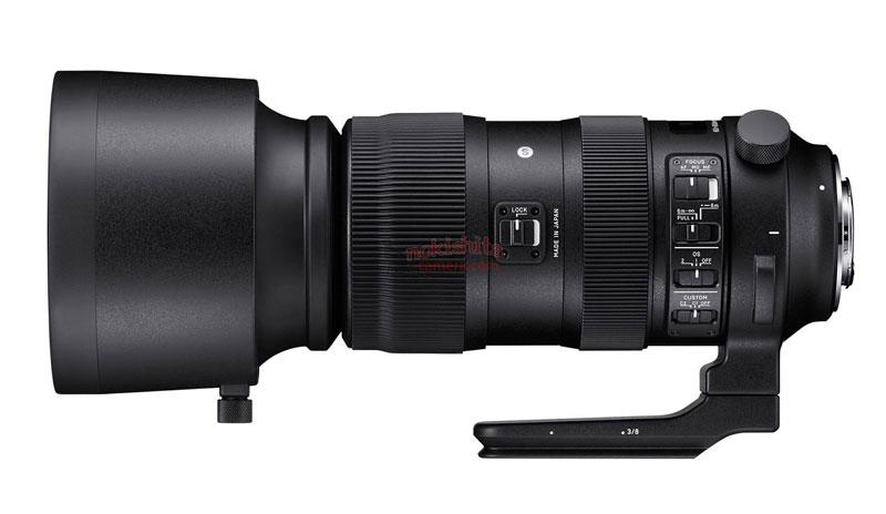 Sigma 60-600mm f/4.5-6.3 DG OS HSM Sports