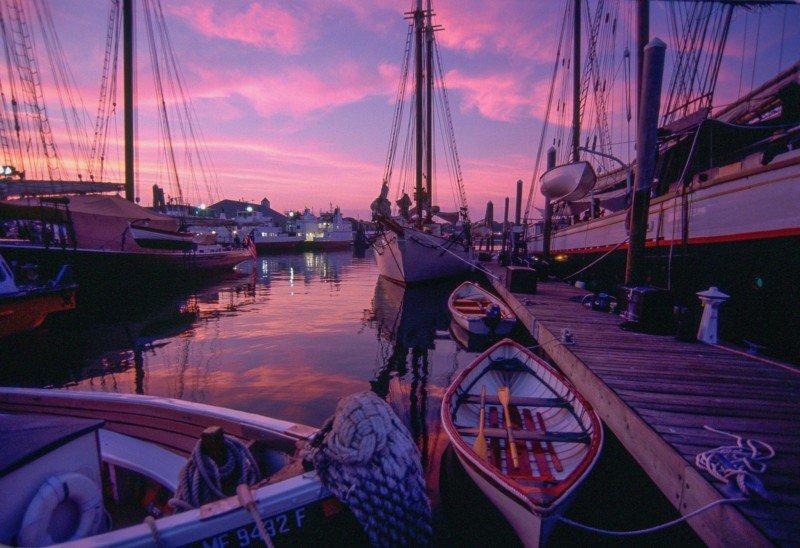 Фото, снятые на новую пленку Kodak Ektachrome