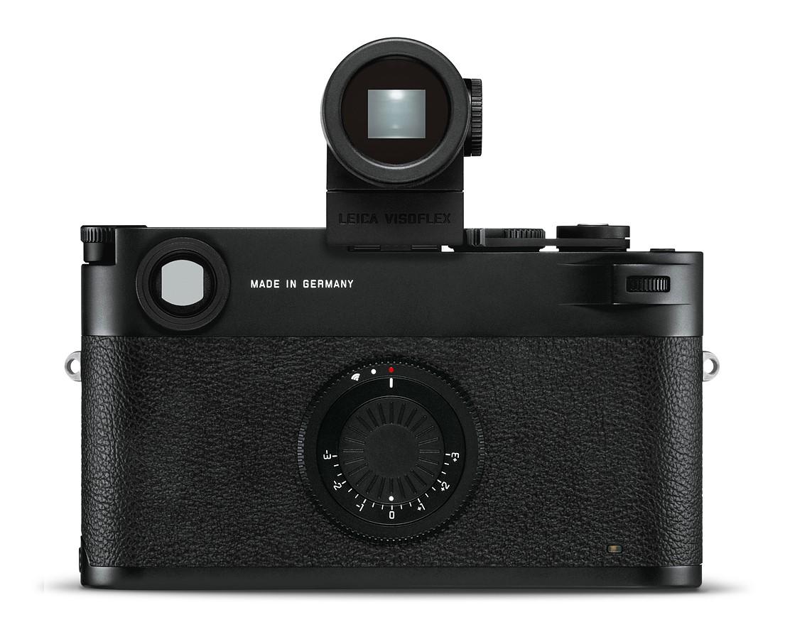 Анонс Leica M10-D