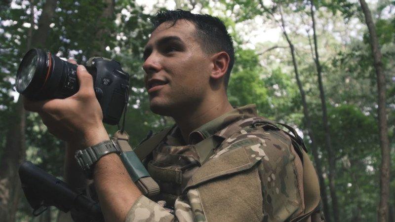Боевые репортеры армии США