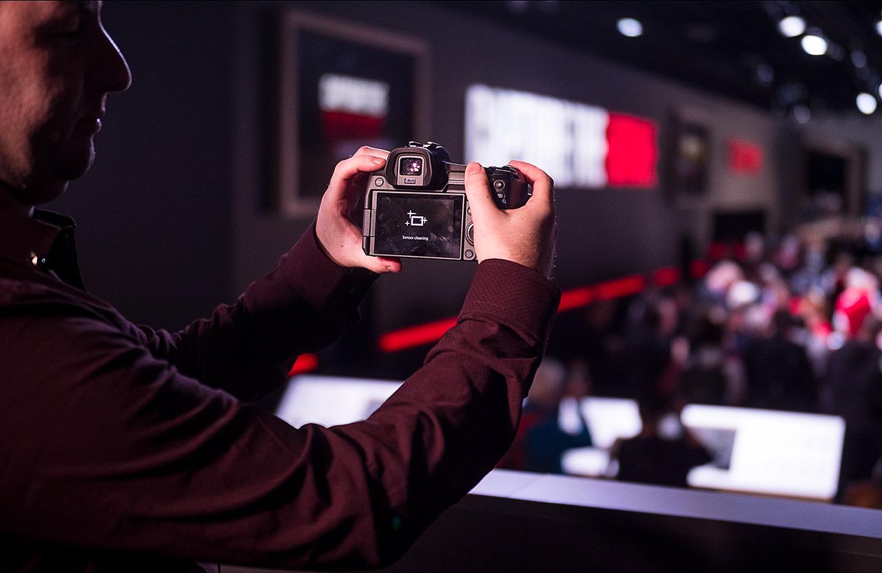 Интервью с Canon: три объектива линейки RF выйдут в 2019 году (24-70mm, 70-200mm, 16-35mm)