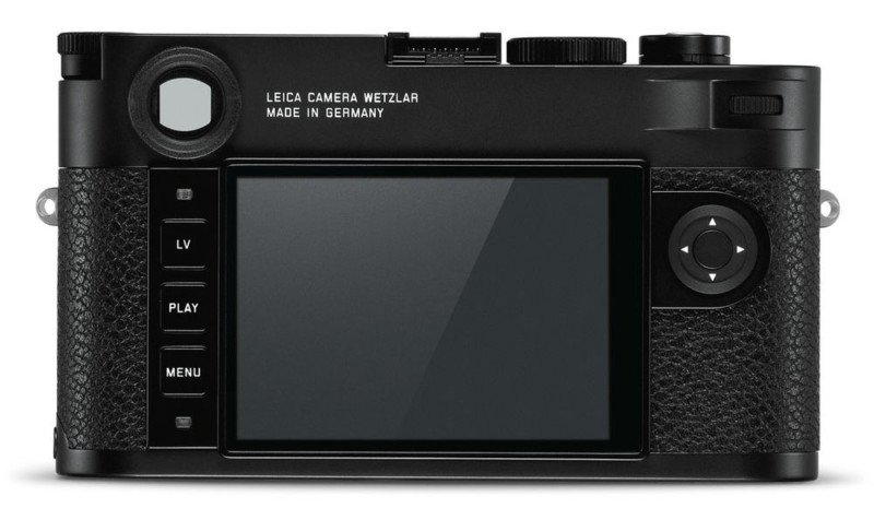 В сеть попали снимки еще неанонсированной Leica M10-D