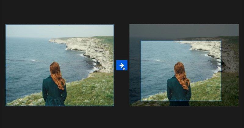 Adobe MovingStills - создает эффект реалистичного движения камеры для фото