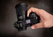Nikon Z7 хват