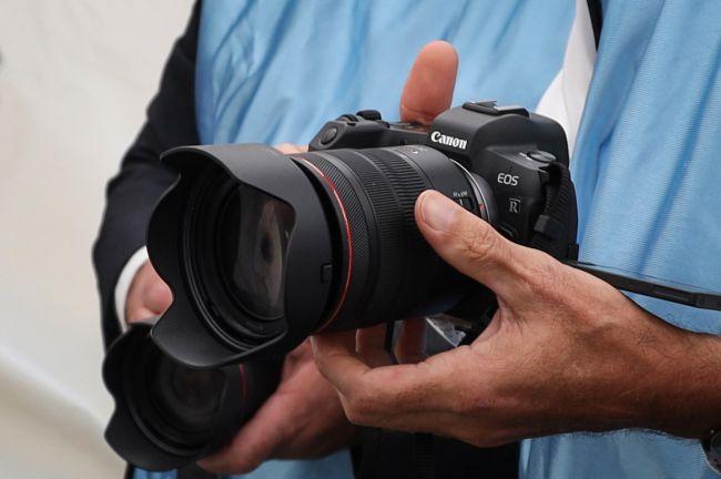 Canon объяснила отсутствие IBIS у EOS R