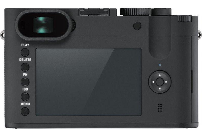 Анонс Leica Q-P