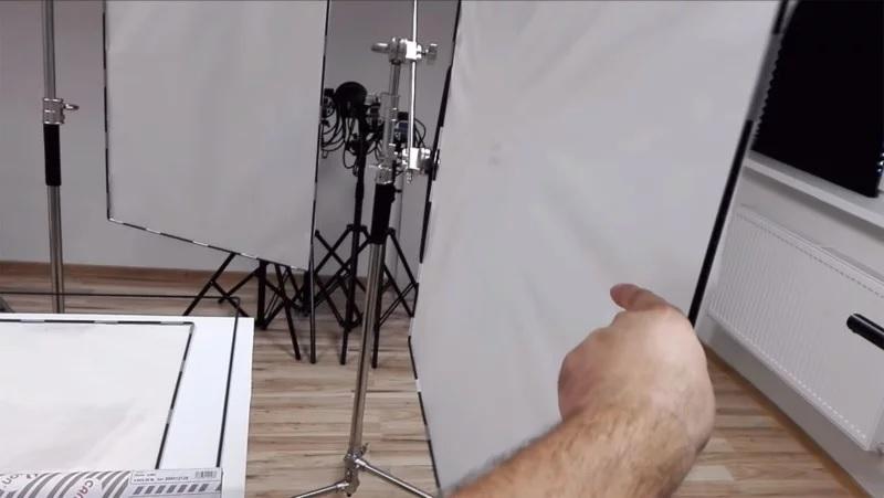 Как сделать рассеиватель для фотосъемки своими руками