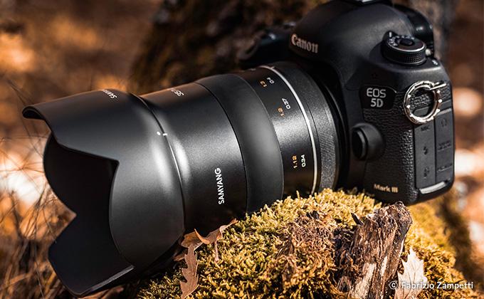 Анонс полнокадрового объектива Samyang XP 35mm f/1.2 для зеркалок Canon