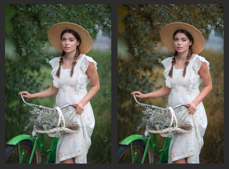 10 советов по обработке портертов в Photoshop