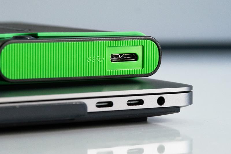 Transcend StoreJet 25MC USB-C