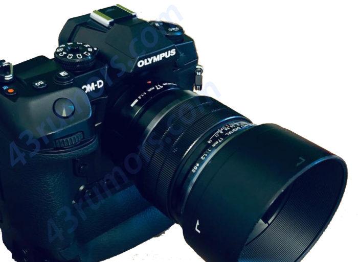 Первые снимки тяжеловеса Olympus E-M1X