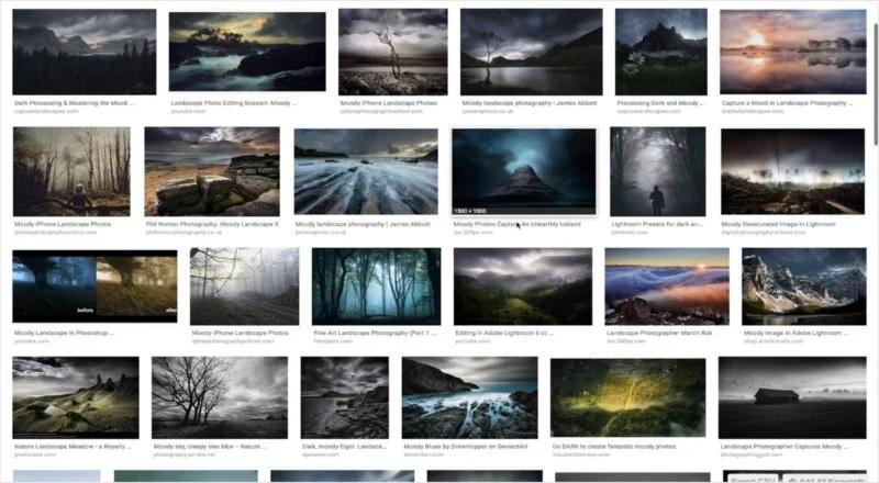 6 советов по созданию атмосферных пейзажных фото в Lightroom