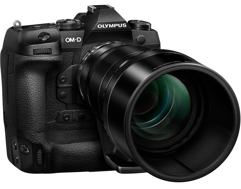 Анонс Olympus OM-D E-M1X Pro