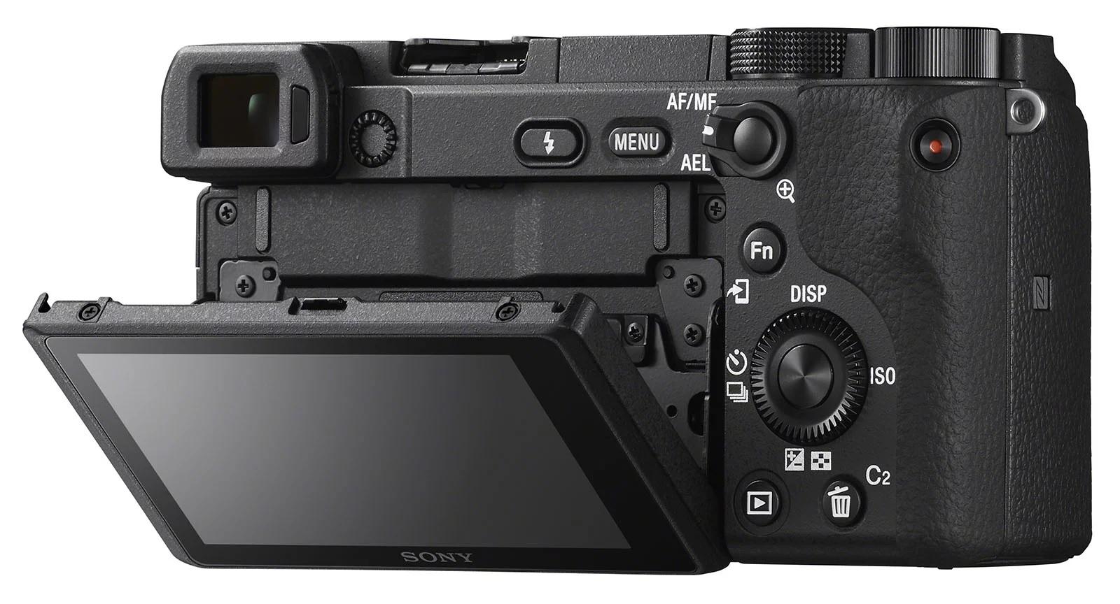 Анонс Sony a6400
