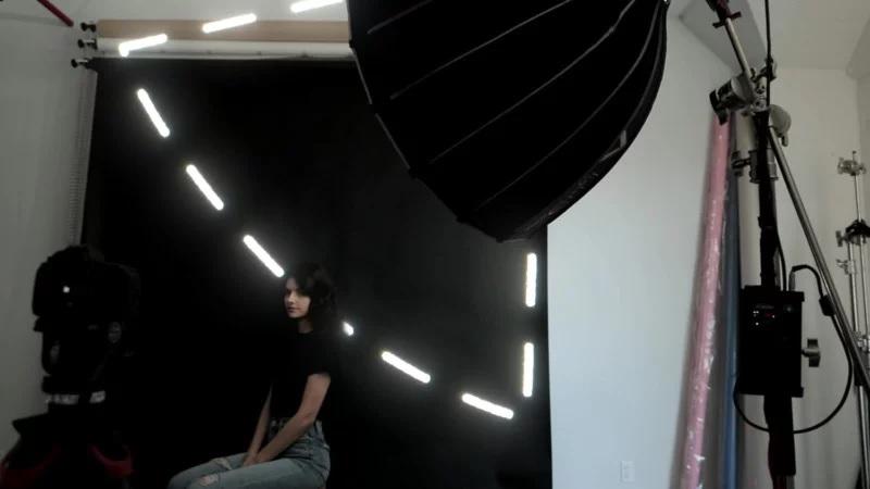 7 простых схем света для съемки портретов