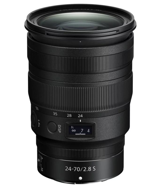 Анонс NIKKOR Z 24-70mm f/2.8 S