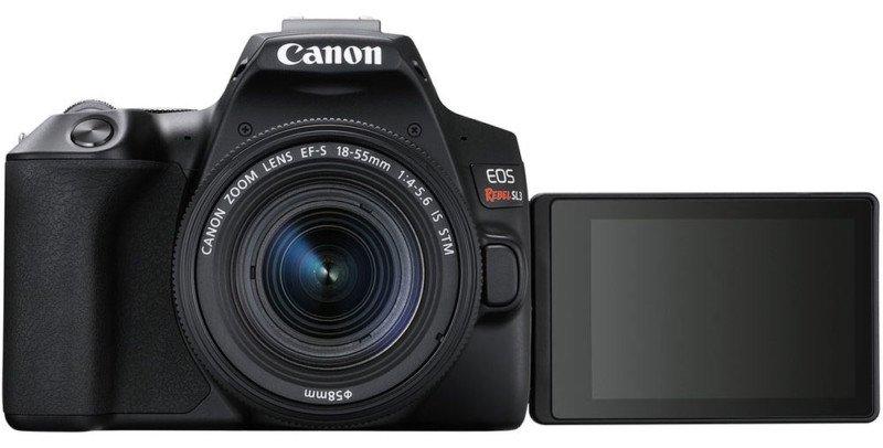 Анонс Canon 250D