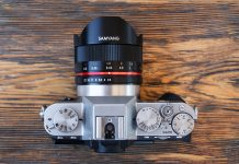 Обзор объектива Samyang 8mm F2.8 UMC Fish-eye II