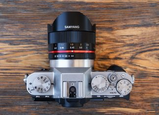Обзор объектива Samyang 8mm F2.8 UMC Fish-eye II