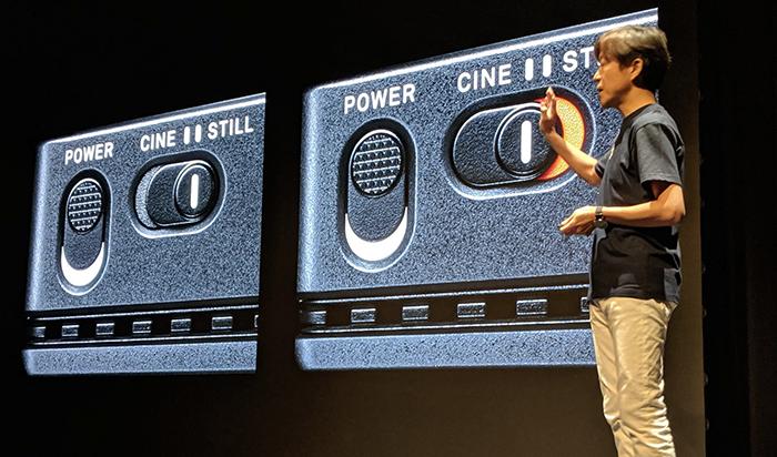 Анонс Sigma FP, самой маленькой полнокадровой камеры