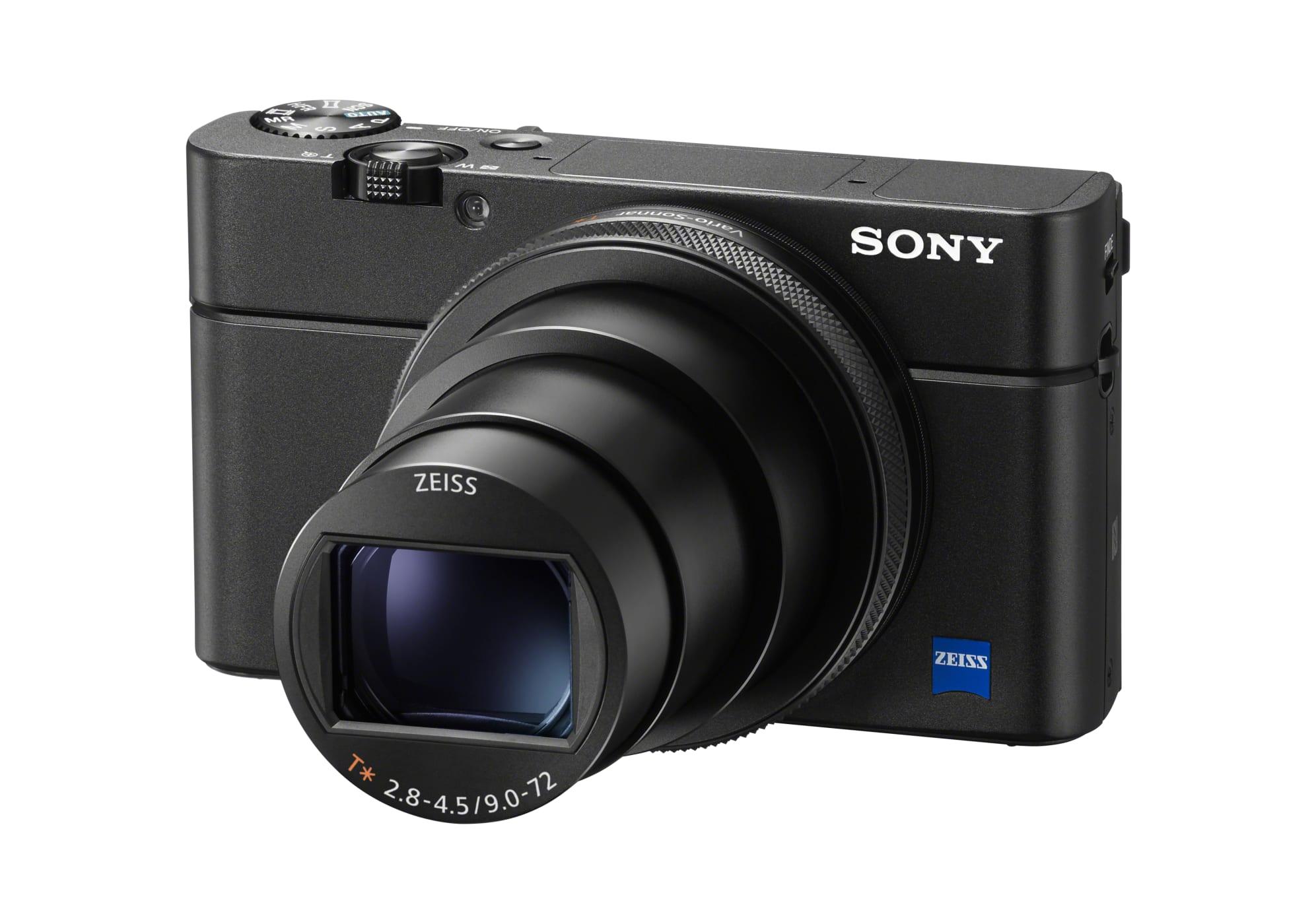 Анонс Sony RX100 VII