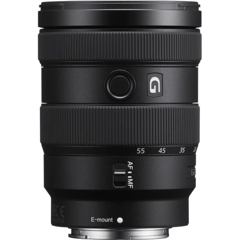 Анонс Sony E 16-55mm f/2.8 G и Sony E 70-350mm f/4.5-6.3 G OSS