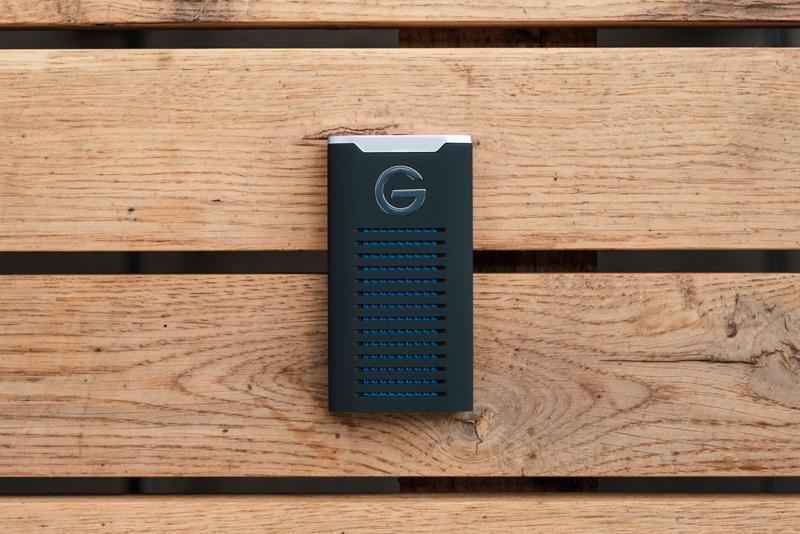 Обзор G-DRIVE SSD