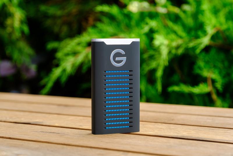 G-DRIVE SSD имидж