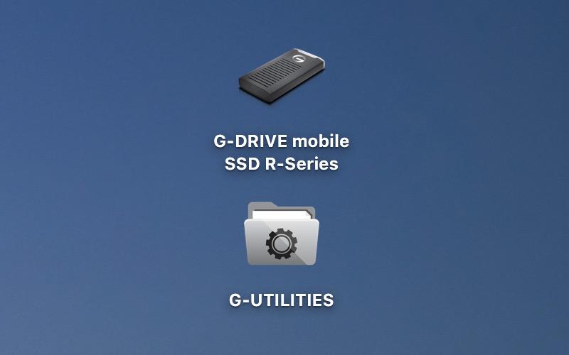 иконка G-DRIVE SSD