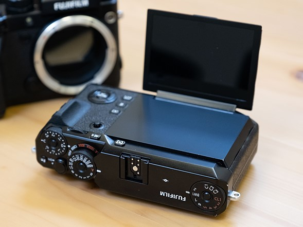 Fuji X-Pro3 анонсируют в конце октября