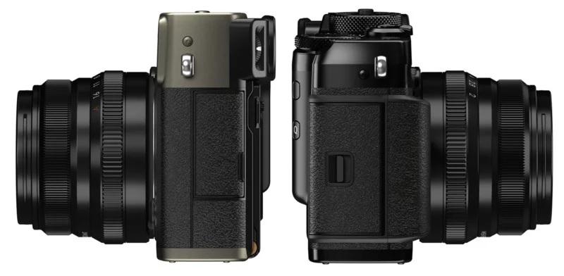 Официальный анонс Fujifilm X-Pro3