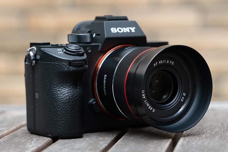 Samyang 45mm для Sony