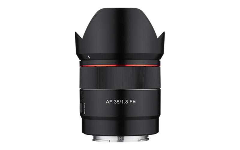 Samyang представила AF 35mm f/1.8